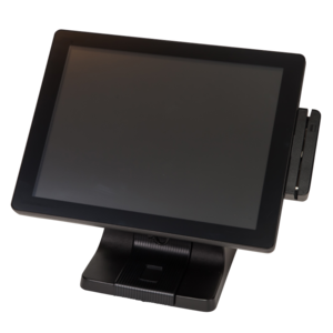Flytech POS 485-D66, Svart,8gb,64gb SSD + PosReady7