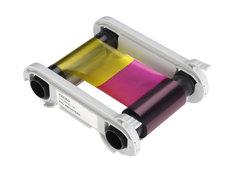 Evolis färgband (YMCKO)