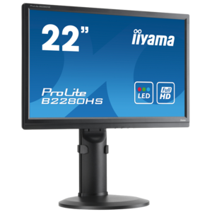 "iiyama ProLite B2280HS - 21,5"" - 1920x1080 Full HD"