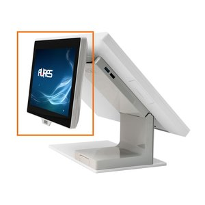 """10,1"""" LCD for Aures Yuno, WHITE"""