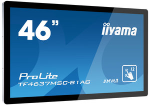 iiyama ProLite TF4637MSC (46''), Projected Capacitive, 12 TP, Full HD