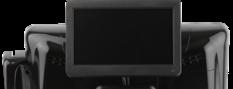 """SAM4S SPT-4846, 7"""" LCD - svart"""