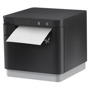 Star mC-Print3, USB, Ethernet, 8 dots/mm (203 dpi), cutter, black