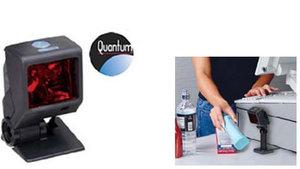 Honeywell QuantumT 3580, 1D, kit (USB), black