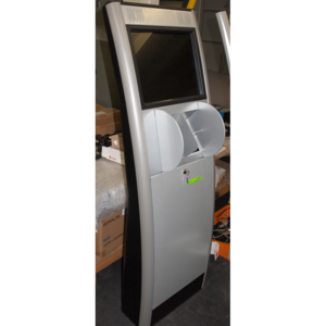 "Eagle Kiosk System, 19"" touch, 80mm, 2D scanner"