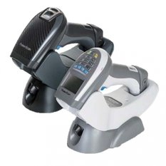 Datalogic charging/transmitter cradle, 433 MHz, white