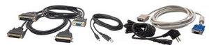 2 Pin Euro cable for power supply, EU