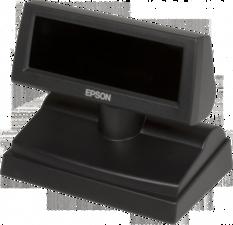 Epson DM-D110, VFD disp, USB, Svart