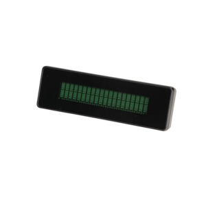 POS 485 VFD (Kunddisplay 2x20) SVART