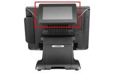 """Partner-Tech CD-70 7"""" LCD inkl. fäste för SP-8xx"""