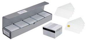 Evolis plastic cards, 500