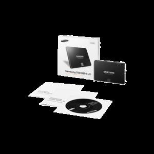 Samsung 850 EVO MZ-75E120, SSD 120GB