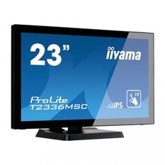 iiyama ProLite T2336MSC, 58,4cm (23''), Projected Capacitive, 10 TP, Full HD, black