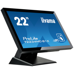 iiyama ProLite T2234MC - 21.5'', Projected Capacitive, 10p, Full HD
