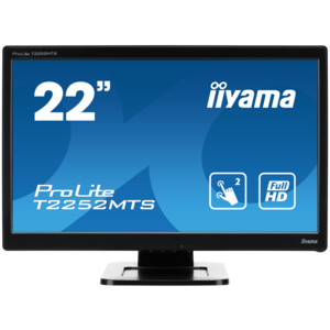 iiyama ProLite T2252MTS - 21.5'', Optical Multitouch, Full HD