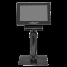 """Partner-Tech 7"""" LCD, kunddisplay på fot"""