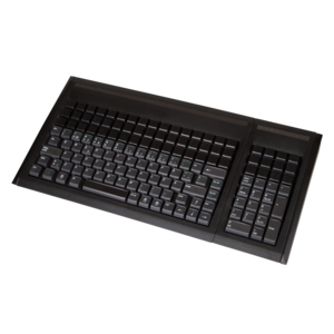 Tipro 128-QWERTY+32numerisk KIT/USB
