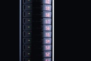 Vemcall Pager System 25, KOMPLETT