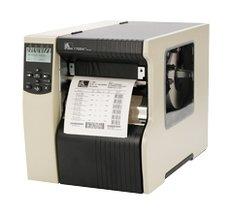Zebra 170Xi4, 12 dots/mm (300 dpi), cutter, ZPLII, multi-IF, print server (ethernet)