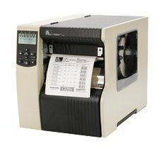 Zebra 170Xi4, 12 dots/mm (300 dpi), peeler, rewind, ZPLII, multi-IF, print server (ethernet)
