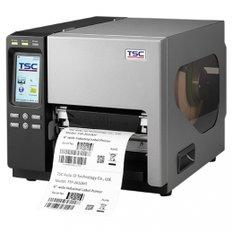 TSC TTP-368MT, 12 dots/mm (300 dpi), RTC, display, TSPL-EZ, USB, RS232, LPT, Ethernet, PS/2
