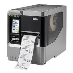 TSC MX240, 8 dots/mm (203 dpi), disp., RTC, TSPL-EZ, USB, RS232, LPT, Ethernet