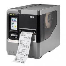 TSC MX640, 24 dots/mm (600 dpi), disp., RTC, TSPL-EZ, USB, RS232, LPT, Ethernet