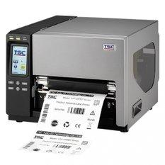 TSC TTP-286MT, 8 dots/mm (203 dpi), RTC, display, TSPL-EZ, USB, RS232, LPT, Ethernet