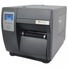 Honeywell I-4212e, 8 dots/mm (203 dpi), peeler, rewind, display, DPL, PL-Z, PL-I, USB, RS232, LPT, Ethernet