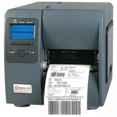 Honeywell M-4308, 12 dots/mm (300 dpi), peeler, rewind, display, PL-Z, PL-I, PL-B, USB, RS232, Ethernet