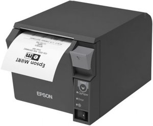 Epson TM-T70II (032): Serial + Built-in USB, PS, EDG, EU