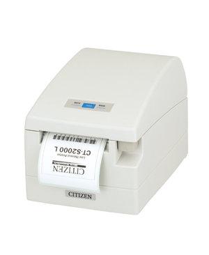 Citizen CT-S2000/L, USB, RS232, 8 dots/mm (203 dpi), white