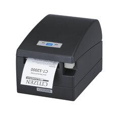 Citizen CT-S2000/L, USB, RS232, Svart