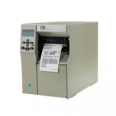 Zebra 105SL Plus 12 dots/mm (300 dpi), peeler, rewinder, ZPLII, multi-IF, print server (ethernet)
