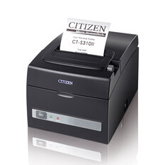 Citizen CT-S310II USB+Ethernet, Sax, Svart
