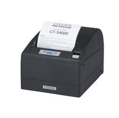 Citizen CT-S4000, USB+RS232, sax, Svart