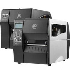 Zebra ZT230, 12 dots/mm (300 dpi), peeler, display, ZPLII, USB, RS232, Ethernet