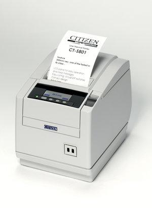 Citizen CT-S801, Inget I/F, sax, display, VIT