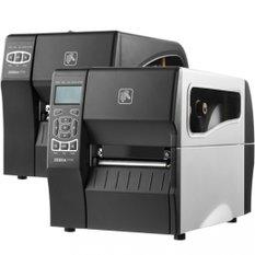 Zebra ZT230, 12 dots/mm (300 dpi), display, ZPLII, USB, RS232, Wi-Fi