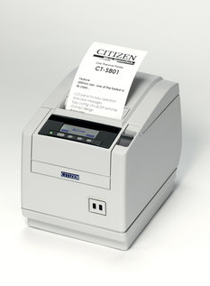 Citizen CT-S801, Ethernet+Wi-Fi, sax, display, VIT