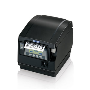 Citizen CT-S851, Inget I/F, sax, display, SVART