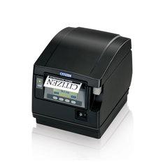 Citizen CT-S851, USB, sax, display, SVART