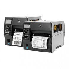 Zebra ZT410, 12 dots/mm (300 dpi), RTC, display, EPL, ZPL, ZPLII, USB, RS232, BT, Ethernet