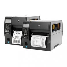 Zebra ZT410, 12 dots/mm (300 dpi), peeler, RTC, display, EPL, ZPL, ZPLII, USB, RS232, BT, Ethernet