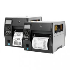 Zebra ZT410, 24 dots/mm (600 dpi), RTC, display, EPL, ZPL, ZPLII, USB, RS232, BT, Ethernet