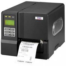 TSC ME240, 8 dots/mm (203 dpi), peeler, display, TSPL-EZ, USB, RS232