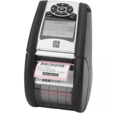 Zebra QLn220, USB, RS232, BT, Wi-Fi, NFC, 8 dots/mm (203 dpi), RTC, display, EPL, ZPL, CPCL