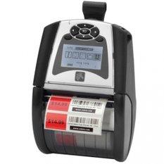 Zebra QLn320, USB, RS232, BT, Wi-Fi, NFC, 8 dots/mm (203 dpi), linerless, RTC, display, EPL, ZPL, CPCL