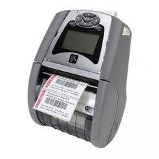 Zebra QLn320 Healthcare, USB, RS232, BT, Wi-Fi, 8 dots/mm (203 dpi), disp., RTC, EPL, ZPL, CPCL