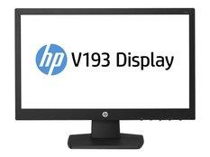 """HP V193, LED-skärm - 18.5"""" - 1366 x 768, 16:9"""